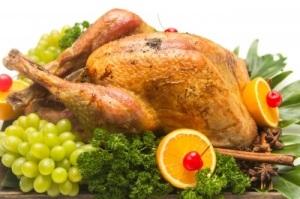 turkey dinner By tiverylucky