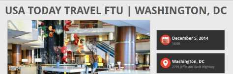 USA TODAY Travel FTU - Washington, DC » FTUniversity